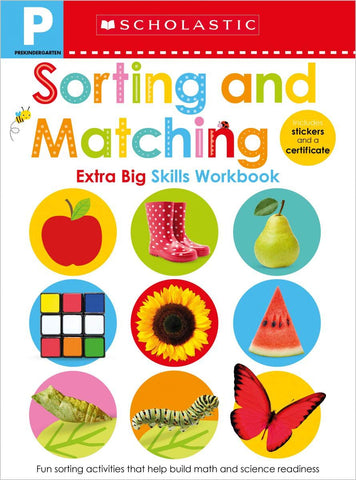 LIBRO SORTING AND MATCHING WORKBOOK