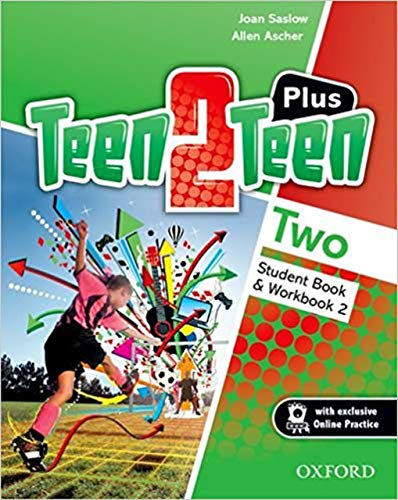 LIBRO TEEN TO TEEN-NIVEL 2