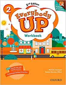 LIBRO EVERYBODY UP-WORBOOK 2ND EDICION