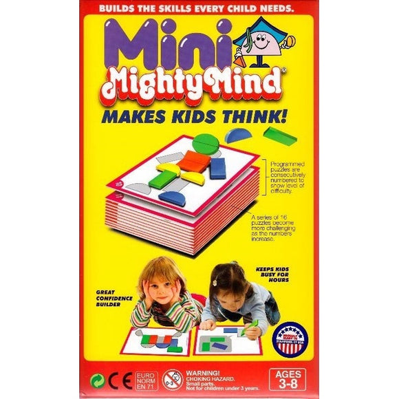 JUEGO MINI MIGHTY MIND