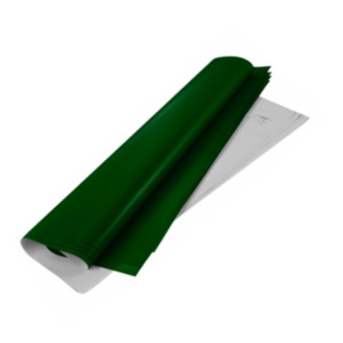 PAPEL LUSTRE VERDE OSCURO