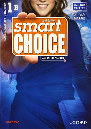 LIBRO SMART CHOICE-NIVEL 1B