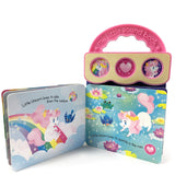 LIBRO SWEET LITTLE UNICORN