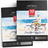 WATERCOLOR PAD ARTEZA 32HJS