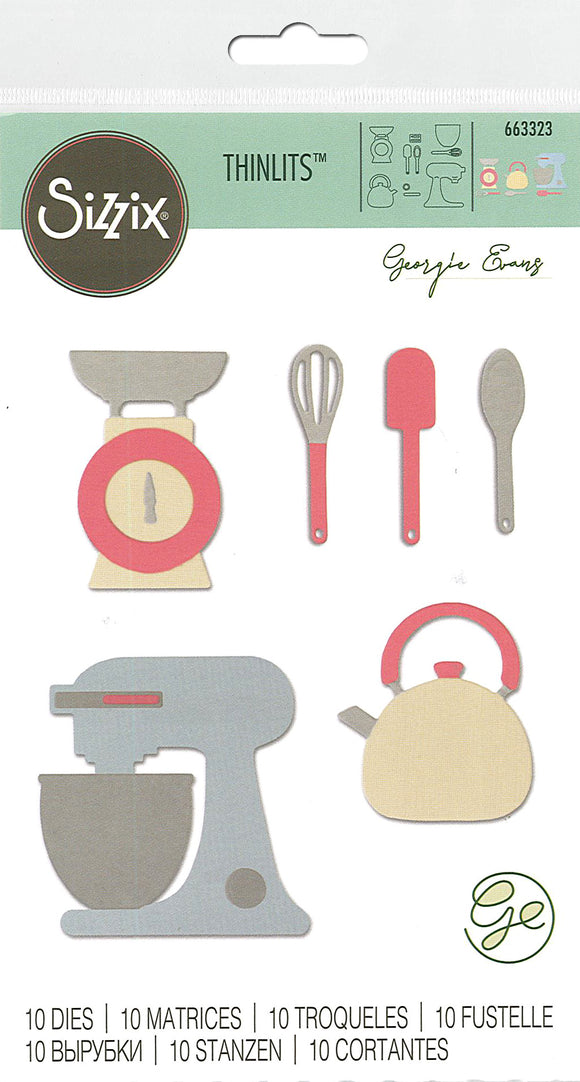DIE KITCHEN SET BY GEORGIE