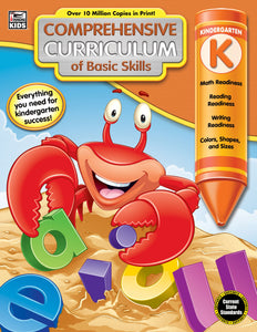 COMPREHENSIVE CURRICULUM K