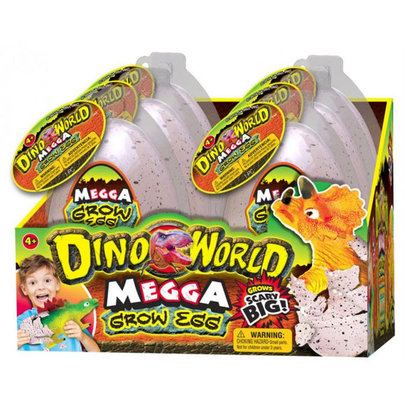 HUEVO DINO WORLD MEGGA GROW