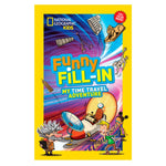 LIBRO FUNNY FILL IN MY TIME TRAVEL ADVEN
