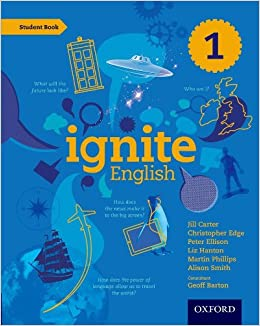 LIBRO IGNITE ENGLISH-NIVEL 1