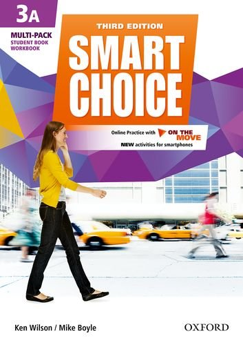 LIBRO SMART CHOICE -STUDENT BOOK WORKBOOK NIVEL 3A