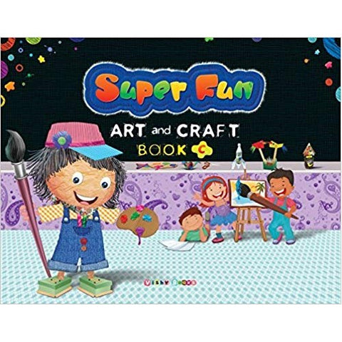 SUPER FUN ART & CRAFT C
