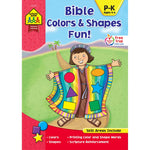 BIBLE COLORS AND SHAPES FUN