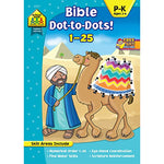 LIBRO BIBLE DO-TO-DOTS!