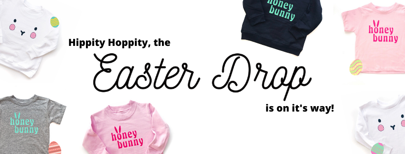 Hippity Hoppity the Easter Drop is on it's way!