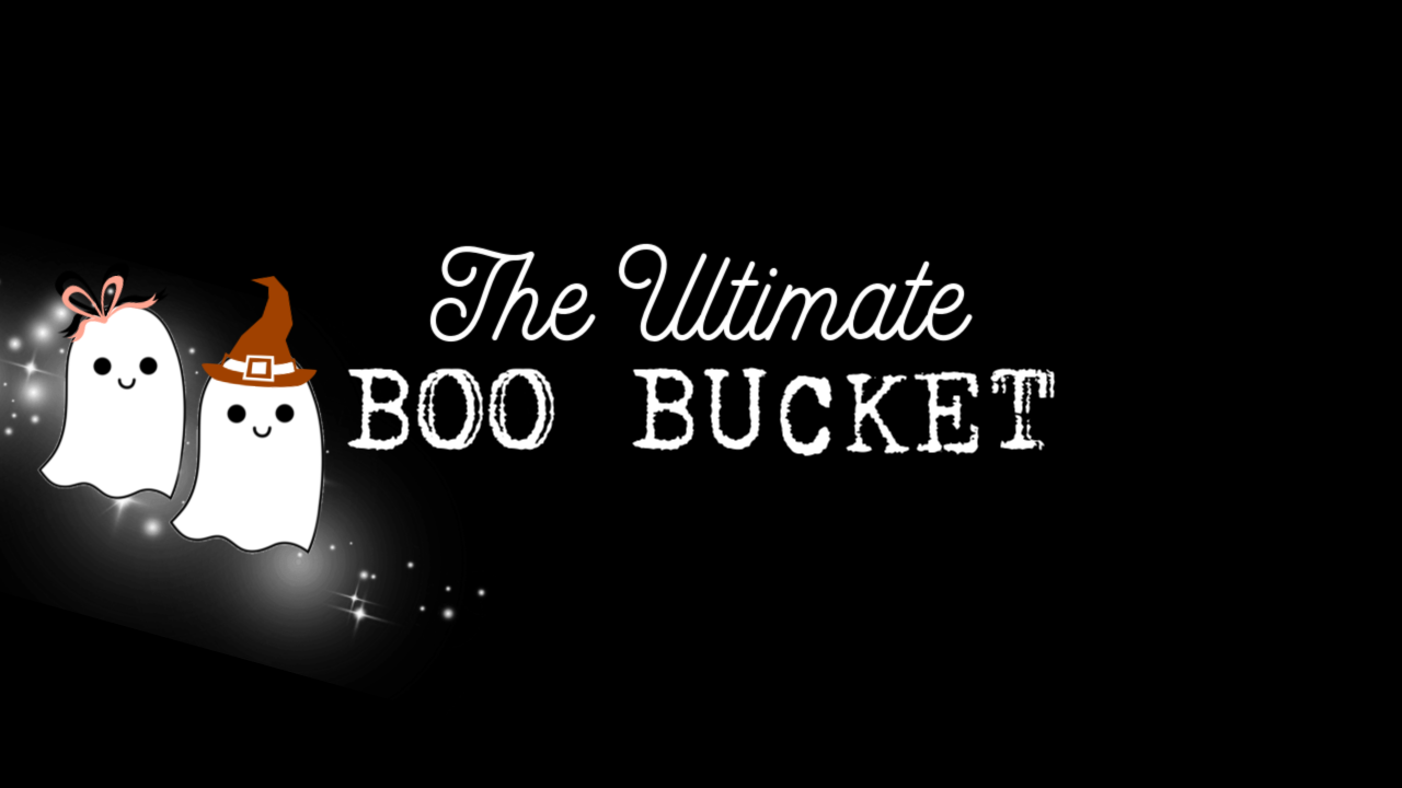 The Ultimate Boo Basket