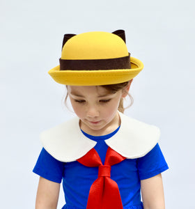 The Best Literary Costume: Madeline