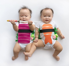 The Sushi Baby Costume