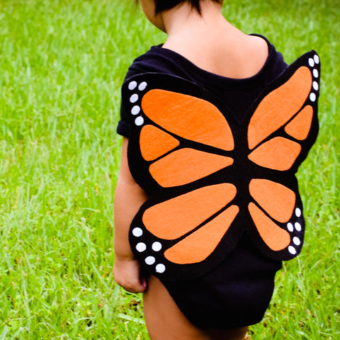 The Monarch Butterfly Costume