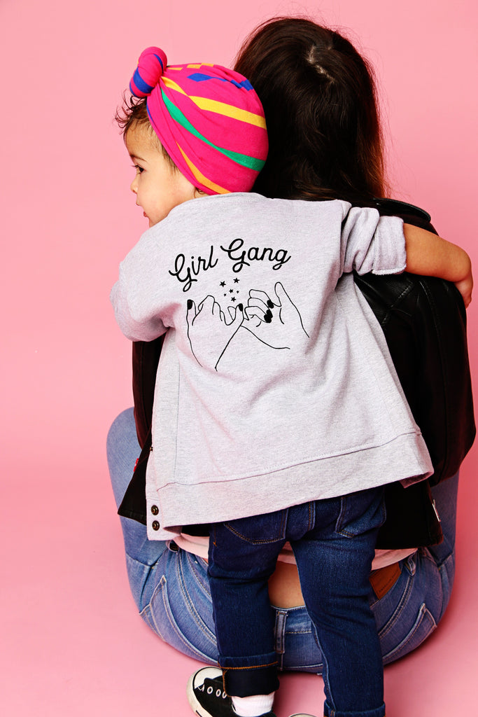 YOUTH Girl Gang/Good Dudes, Personalized Jacket