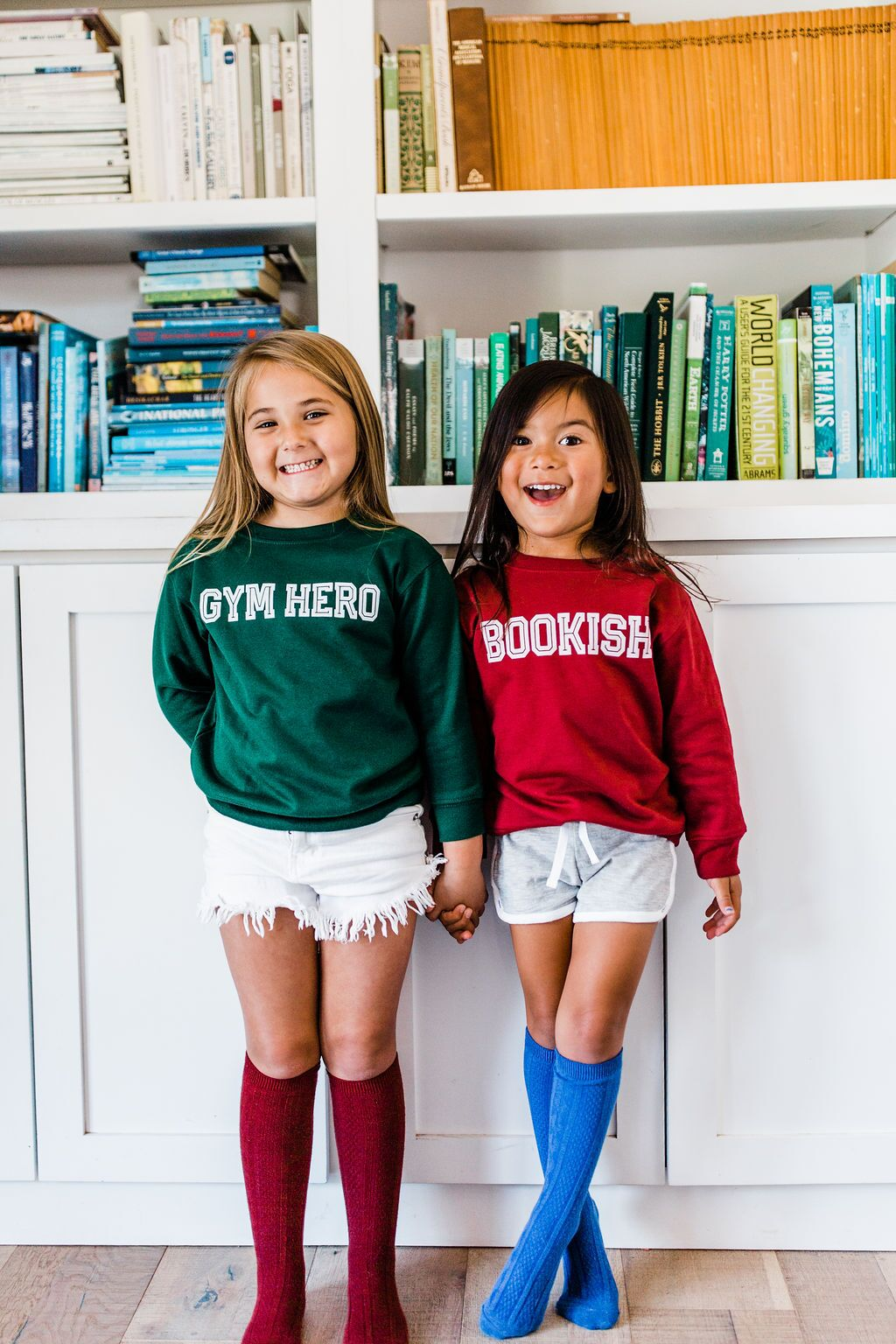 Bookish Pullover