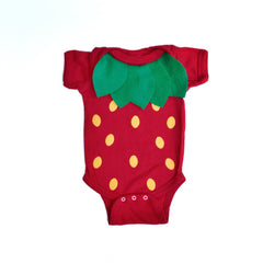 Fruit Salad Onesies, Pineapple Blueberry or Strawberry Onesie
