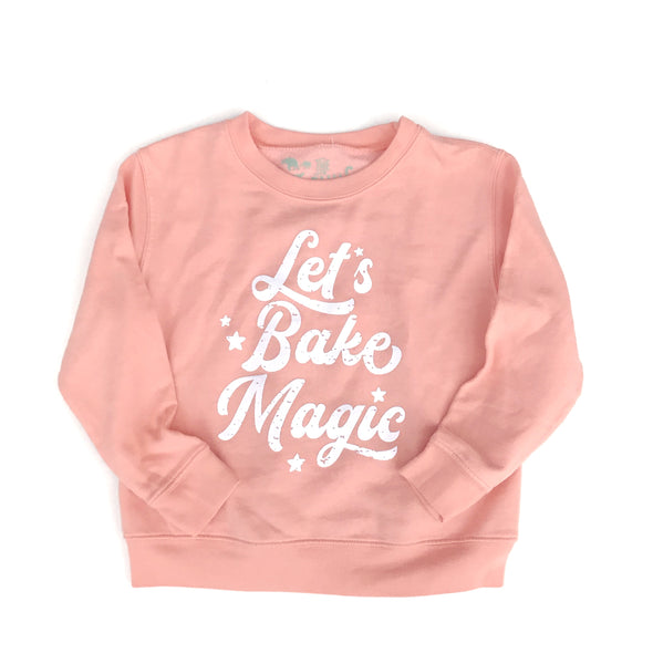 Peach Let's Bake Magic