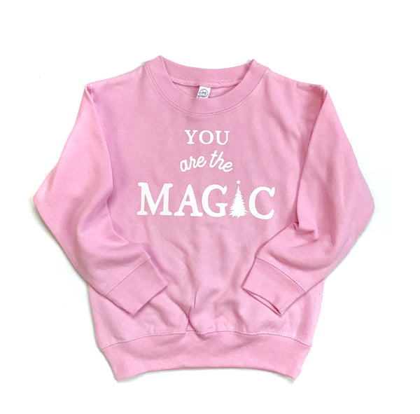 You are the MAGIC, Pink