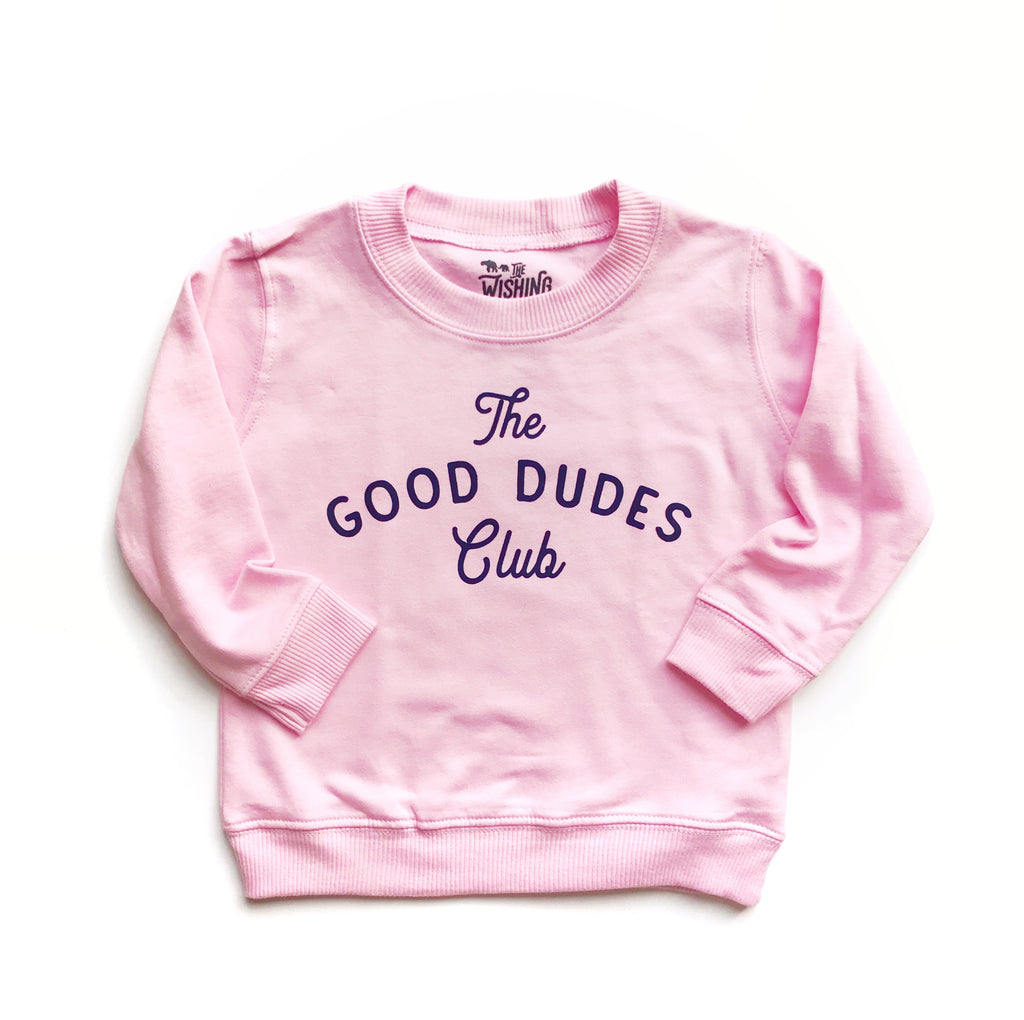 Pink Good Dudes Club