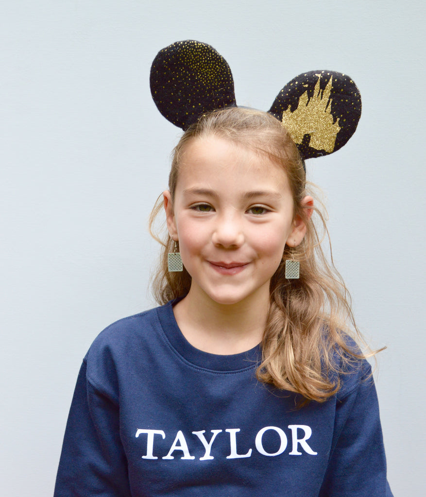 Personalized Mouse Sweatshirt
