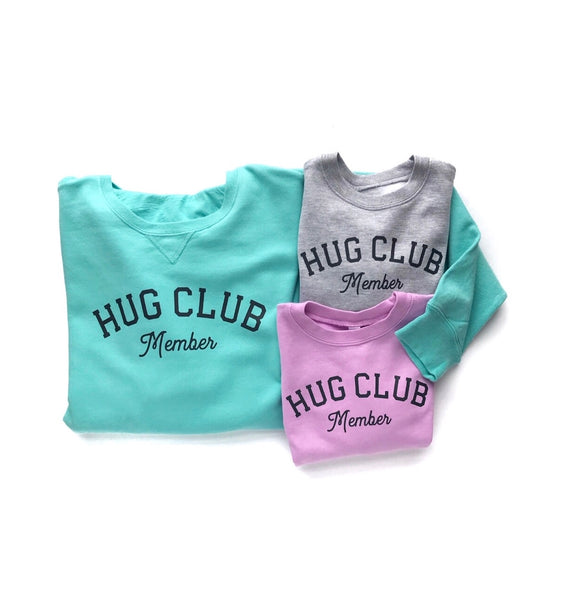 Adult Hug Club