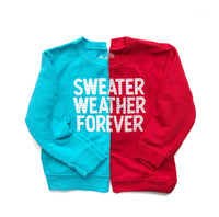 Sweater Weather Forever, Red