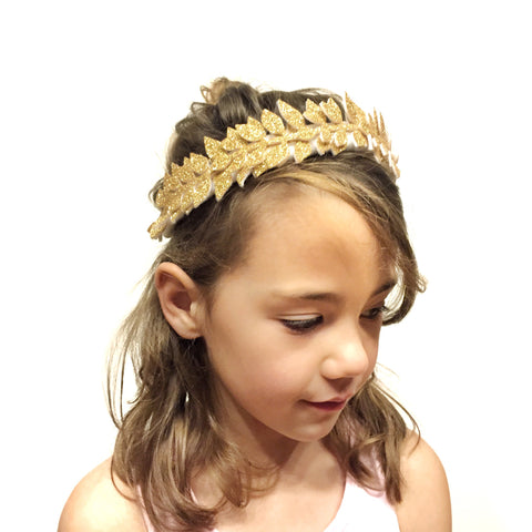 Golden Laurel Crown