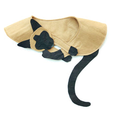Elvis the Siamese Cat Wrap