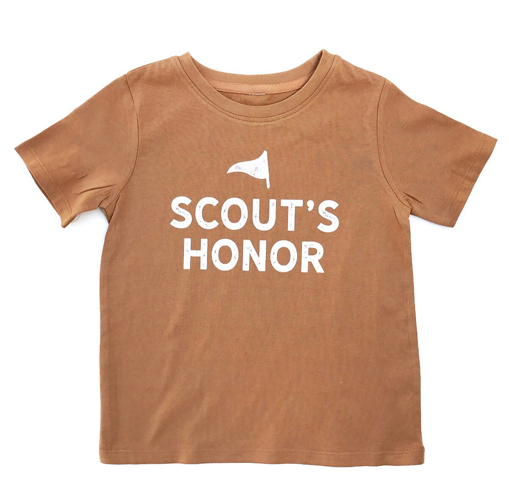 Ginger Scouts Honor Tee