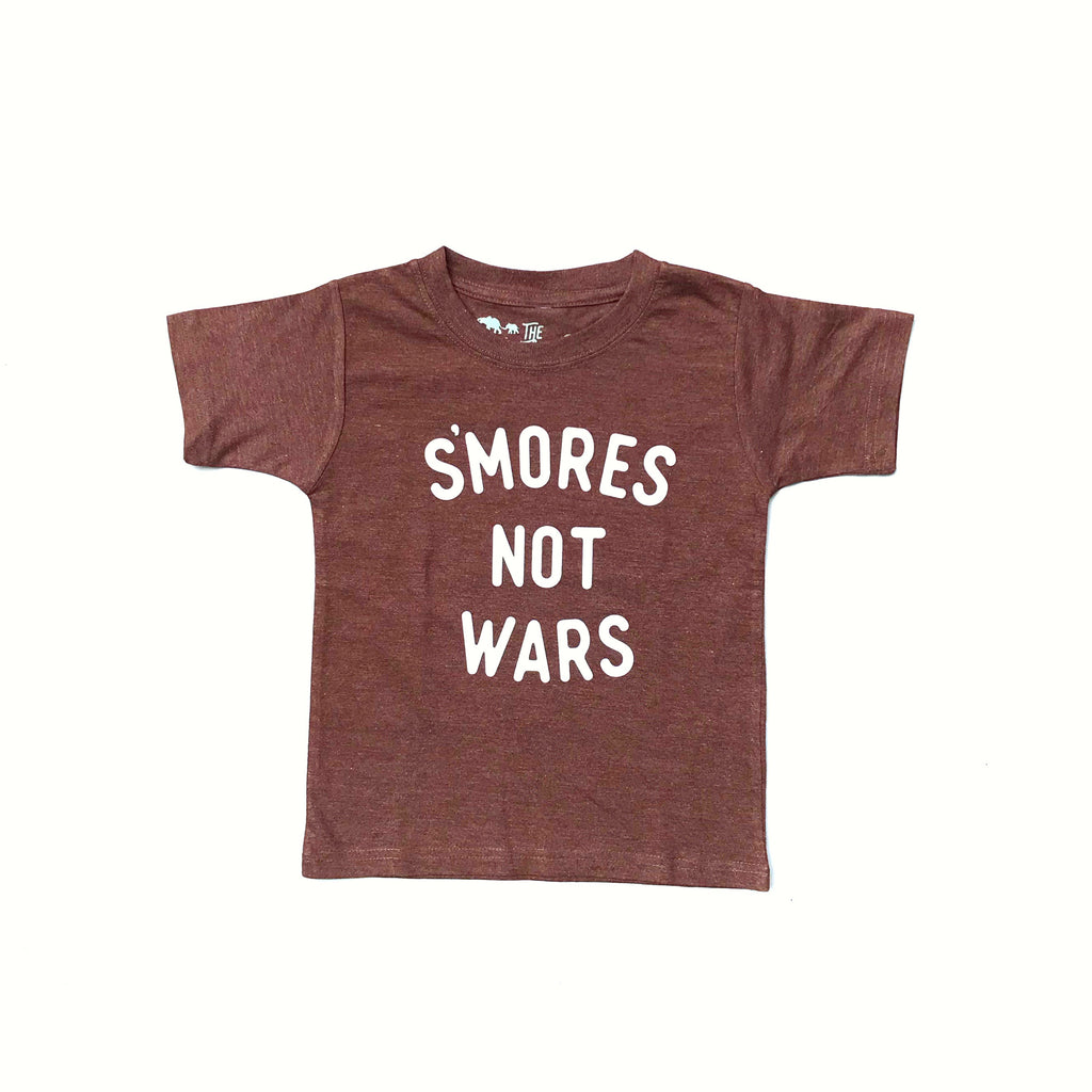 Heather Brown S'mores Not Wars Tee