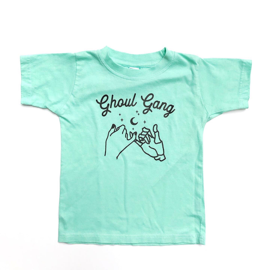 Ghoul Gang Tee, MINT