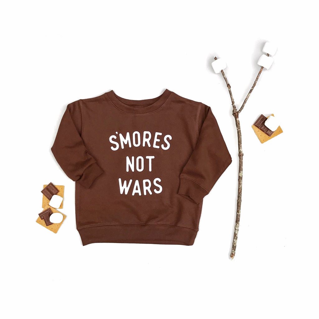 S'mores Not Wars Pullover