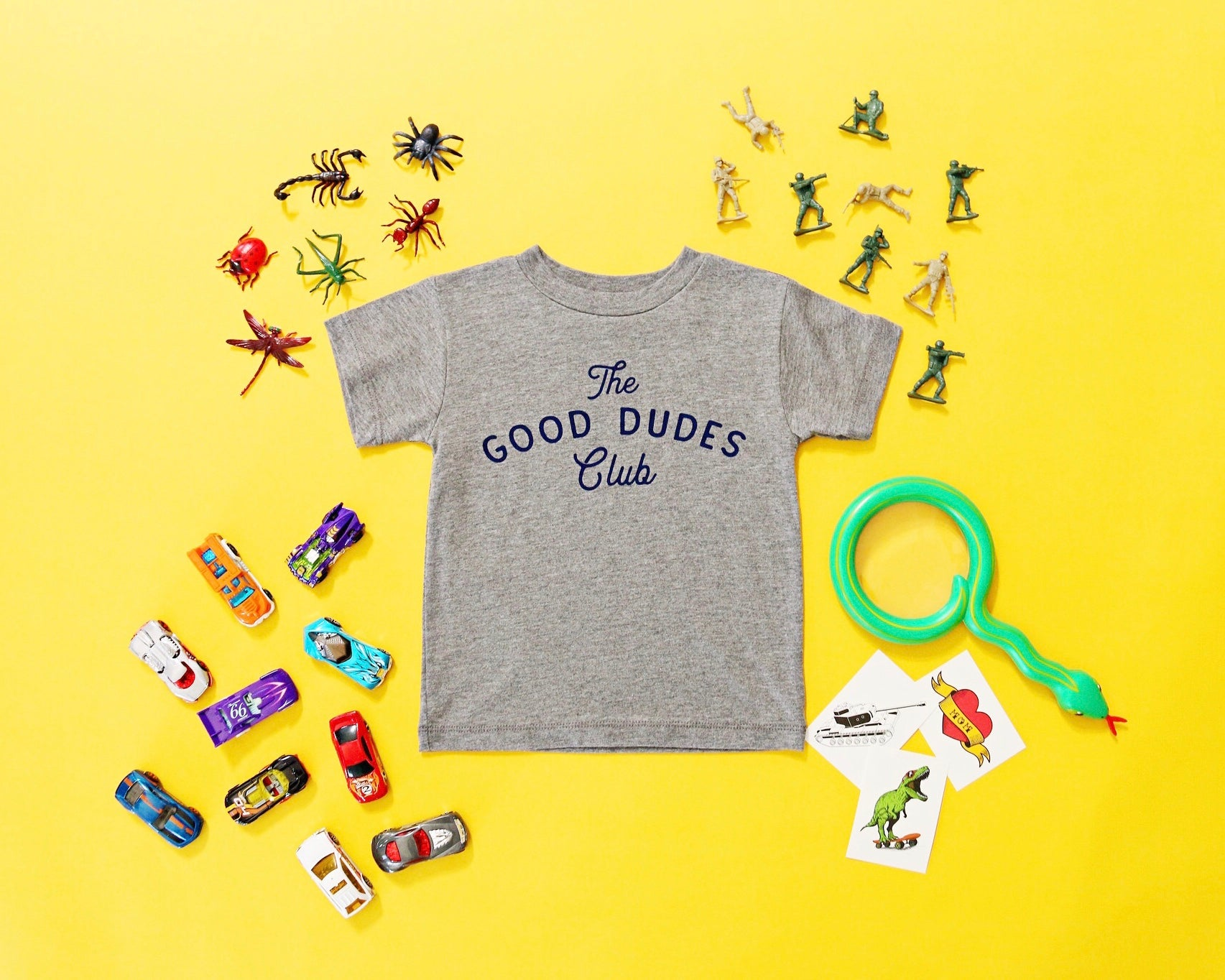 The Good Dudes Club Tee