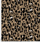 A29 Leopard Brown and Black.
