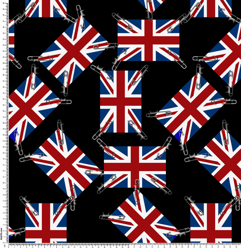 FG12 UK flag.