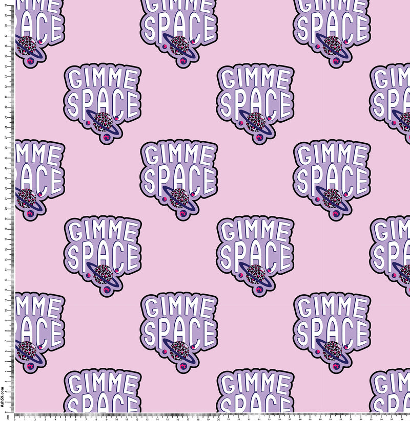 GSP1 Gimme Space Purple.
