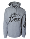 Pullover Hoodie - Heather Grey-Driven to Dominate