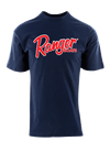 RGR57 - Graphic S/S Tee - Navy - Classic Logo