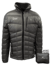 RGR5M - Men's Lightweight Packable Down Jacket (Charcoal)