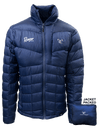 Men's Lightweight Packable Down Jacket (Navy)