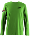 RGR161 - *Ranger Cup* Performance LS Crew - Green Flash