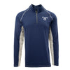RGR39 - DeepLedge 1/4 Zip -Navy Blazer/Vapor Blue