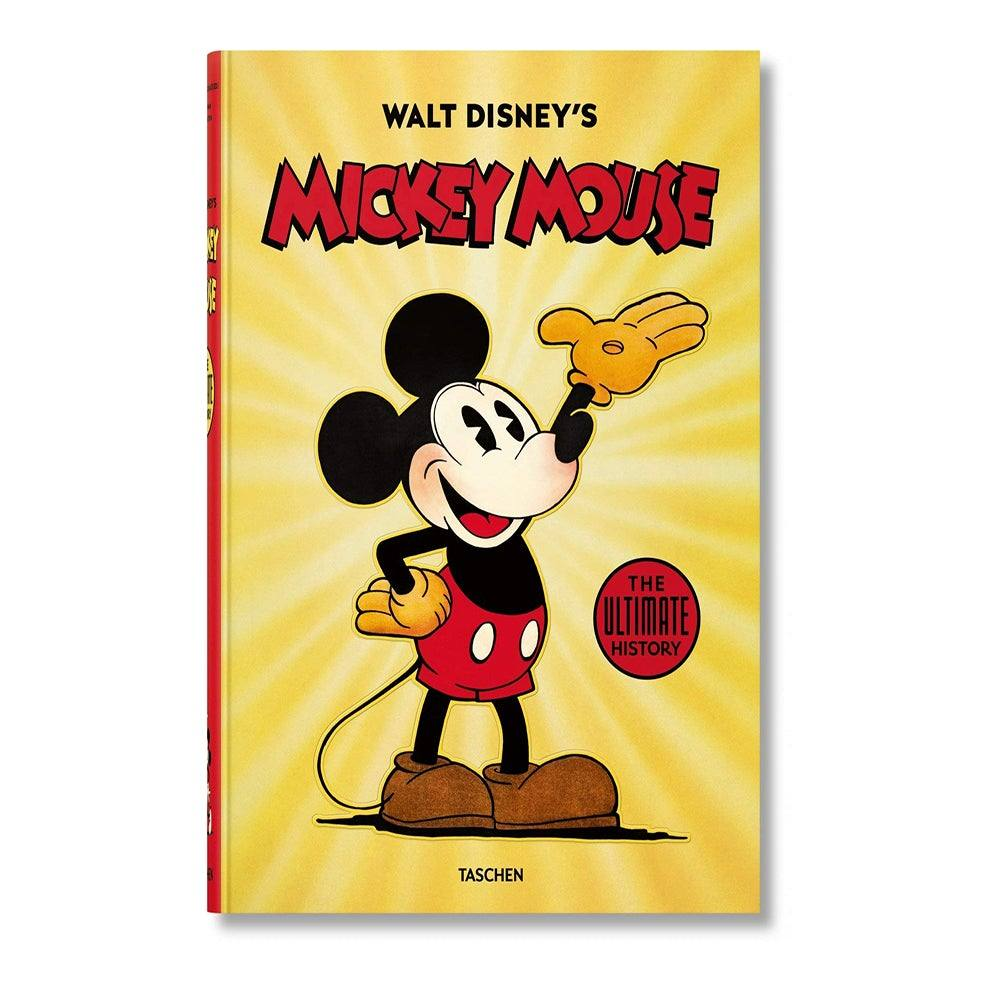 Walt Disney's Mickey Mouse. The ultimate history - Todo Modo