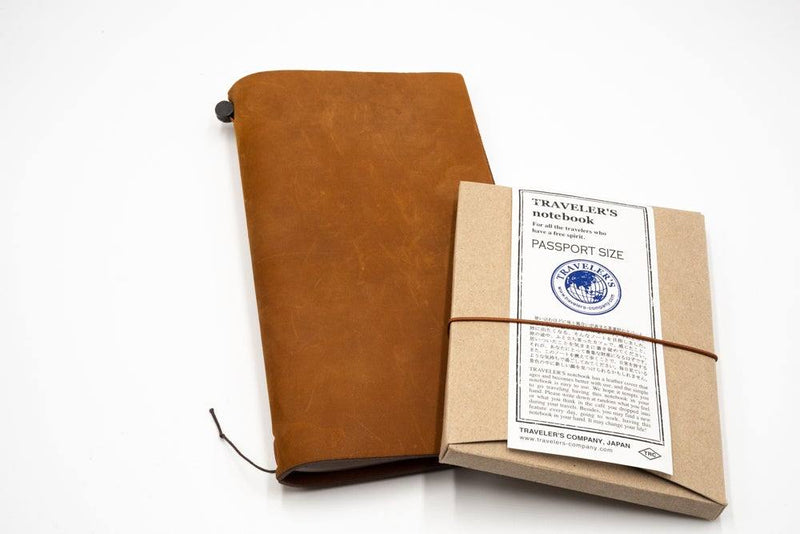TRAVELER'S NOTEBOOK STARTER KIT - Todo Modo
