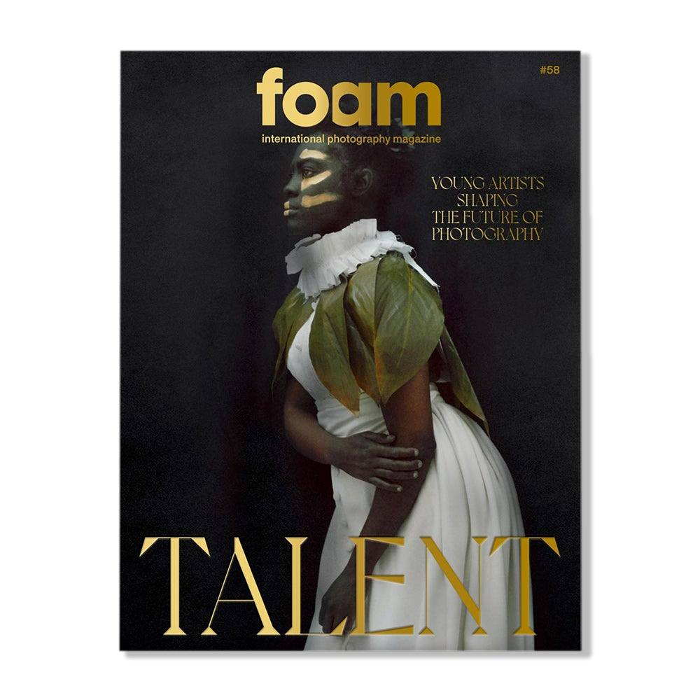 Foam Magazine #58 - The Talent - Todo Modo